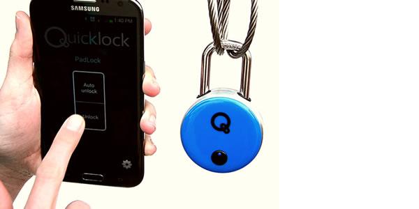 padlock quicklock