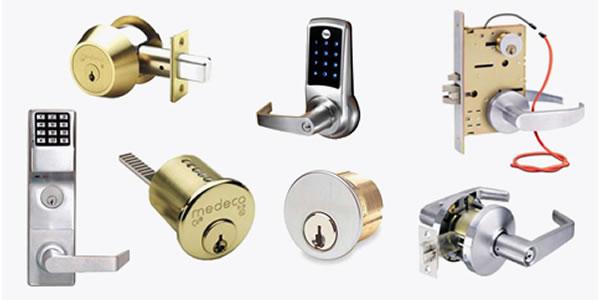 types of locks in london