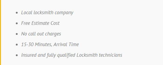 london locksmith services