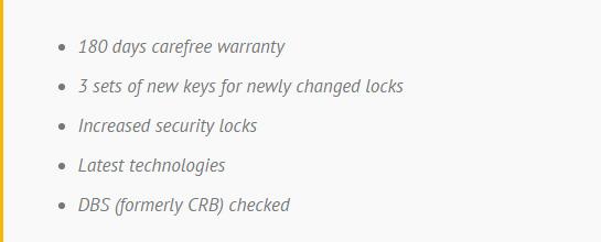 service locksmith london