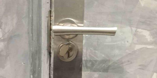 a lock changed london