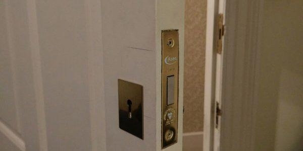 deadlock mortice lock installed in london