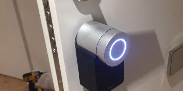 smart lock nuki croydon london locksmith