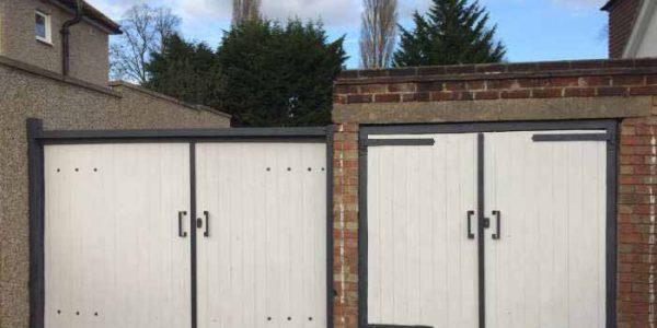 garage doors restauration