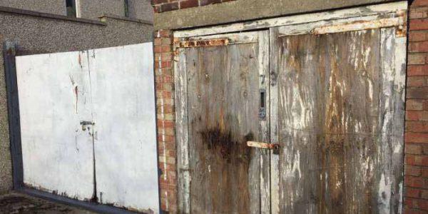 open garage padlock london uk