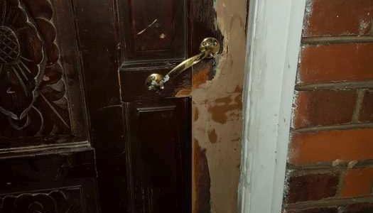 door repair after break in
